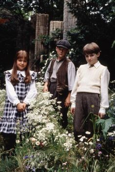 the secret garden - my absolute favorite movie as a kid. :)