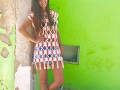 Beach dress - Despacito Durable Cosy fine