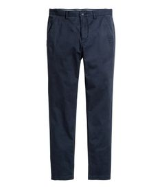 Slim Fit Chinos (30R)  - Product Detail   H&M US