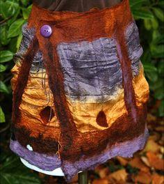 Felt skirt or shawl Fibre Art, Shawl, Creations, Felt, Trending Outfits, Unique Jewelry, Handmade Gifts, Skirts, Inspiration