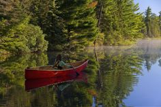 7 Temagami Wilderness Canoe Routes