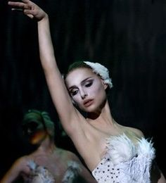 Black Swan. Love Natalie Portman and she was incredible in this film.