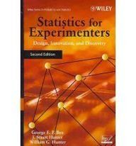 Statistics for Experimenters: Design, Innovation, and Discovery, Second Edition + JMP Version 6 Software Student Edition, Set (Wiley Series in Probability and Statistics) by George E. P. Box. $158.00. Publication: July 14, 2009. Publisher: Wiley; 2 edition (July 14, 2009). Edition - 2. 664 pages