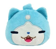 New! Yokai Watch Puni Nyan Face Plush Doll Stuffed Bandai Japan #Bandai