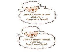 *Cantinho da Criança*: Lembranças e atividades da Verdadeira Páscoa Cristã