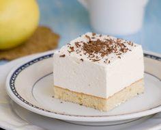 Pastel de Crema de Yogur