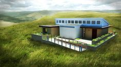 Net-Zero Solar-Powered Start.Home Could Transform Green Home Building