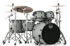 Mapex MXMK628S-BCA Meridian Black Viper Drumstel
