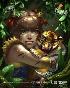 Bang Bang, Moba Legends, I Love Games, 3d Girl, King Of Fighters, Angel Of Death, League Of Legends, Cat Ears, Cartoon Art