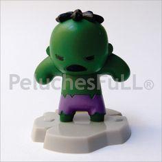 CÓDIGO:  NDY361-S Figuras coleccionables súper héroes 12 personajes