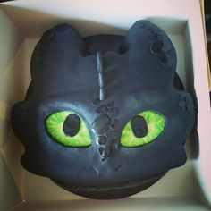 My Toothless cake KL                                                                                                                                                                                 More