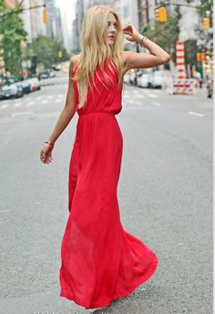 red #maxi