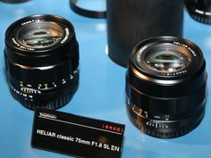 At their showcase on CP+ in Yokohama, Japan, Cosina presented a number of new Voigtländer lenses in Canon and Nikon mount. The new series of SL II N lenses comprises the well-known 20mm f3.5 Color Skopar, 40mm f2 Ultron and 58mm f1.4 Nokton lenses. Additionally, Cosina presented an SLR version of their 75mm f1.8 Heliar Classic lens (previously available only in Leica M-mount) as well as a completely new 28mm f2.8 Color Skopar pancake lens. Read more after the jump.    The new SL II N series…