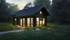 Honka's Small Homes – A Variety to Choose From
