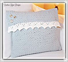 Victorian Pillow Cov