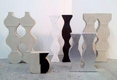 Sculptures by Denise Kupferschmidt