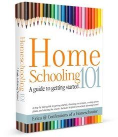 Homeschooling 101: Creating Lesson Plans | Confessions of a Homeschooler
