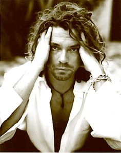 Michael Hutchence (INXS)  ~ The Jim Morrison of My Generation - What a waste!