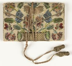 Letter Case (France), 18th century