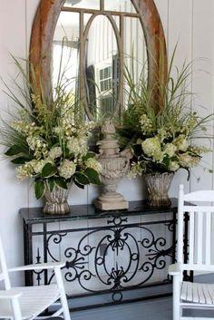james farmer flower arrangements on pinterest | All Things Farmer: A Mountain Party