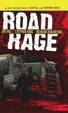 59. Road Rage by Richard Matheson, Stephen King, Joe Hill, Chris Ryall, Phil Noto, Nelson Daniel, and Rafa Garres