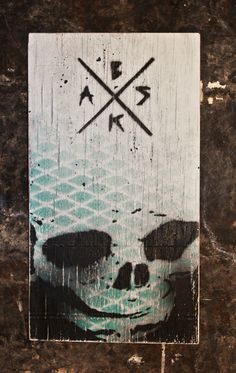 BASK - Because Art Should Kill Skulls