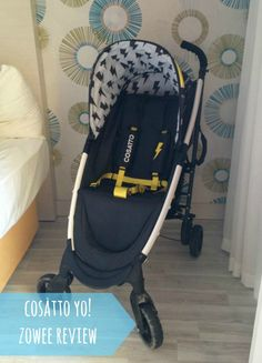 Review: Cosatto Yo! Zowee Pushchair - Life According to Mrs Shilts