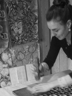 About Flockhart Fabrics This Is Us, Artist, Prints, Fabrics, Painting, Design, Tejidos, Artists, Painting Art