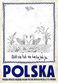 Polska, Makatka, Polish Promotion Poster by Ryszard Kaja