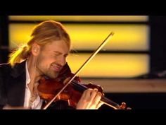 David Garret, my favourite violinist!