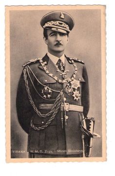 Albanian King ZOG