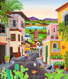 Mexico ~ Raul del Rio ~ MI PUEBLITO
