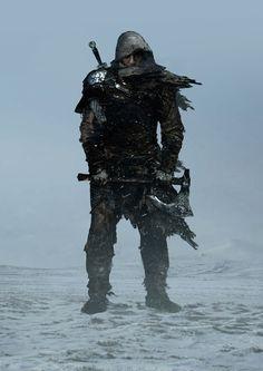 ArtStation - Kaulder ,The Last Witch Hunter, Andrei Riabovitchev