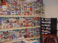 Workroom Kit Storage. Bebe... I want this bad...