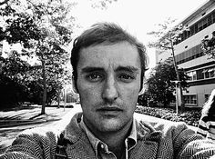 """Denis Hopper (1936-2010) / Actor : """"apocalypse now"""", """"easy rider"""", """"speed"""", """"Hoosiers"""", """"true romance"""" / Avid Photographer, sculpture, and Art collector pictured here in a self portrait."""