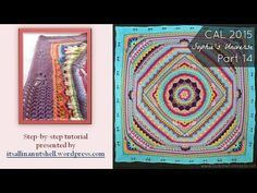 Sophie's Universe CAL part 14 - YouTube