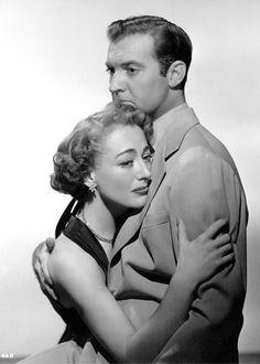 JOAN CRAWFORD & ZACHARY SCOTT - 1949