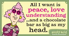 10 Things Aunty Acid Has To Say About Chocolate 6 - https://www.facebook.com/diplyofficial