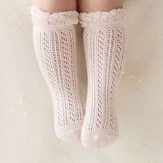 Baby Girl Trouser Socks