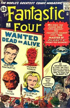 Fantastic Four #7, Jack Kirby