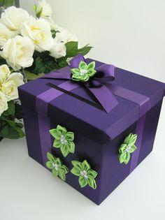 Gift Card Box $65.00 #Etsy