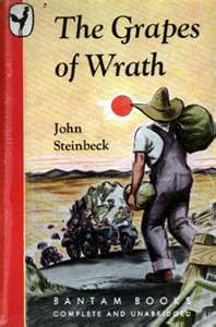 Absolutely love The Grapes of Wrath!  Pure Steinbeck!