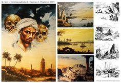 Josef Pospíchal, autor, výtvarník a ilustrátor, cartoonist | ARCHIV DOBRODRUŽNÉ ILUSTRACE