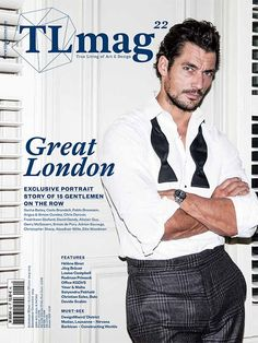 David Gandy has had quite the season of incredible magazine covers. Following covers for FHM Collection China, Shortlist and The Times, David adds another to his arsenal with TL Mag. Connecting with photographer Martina Bjorn, David is captured as a gentleman after an evening out. With silk bow-tie undone, David delivers a confident pose in...[ReadMore]