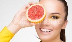 Диета на грейпфруте и яичных белках.