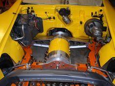 Compact tractor conversion. - Page 5 - DIY Electric Car Forums