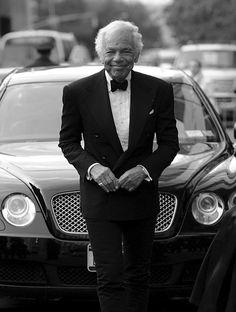 Sir Ralph himself. The Man.