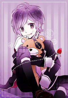 Kanato Sakamaki from Diabolik Lovers~