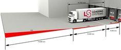 loading dock design dimensions - Google Search