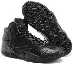 Lebron 11 P.S Elite Black